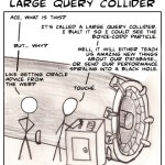 Large Query Collider