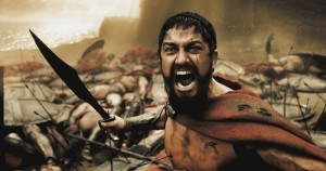 King Leonidas, Property of Warner Brothers
