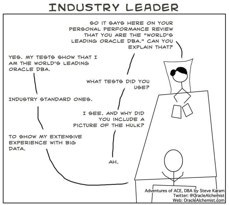 Industry Leader (Ace Comic)