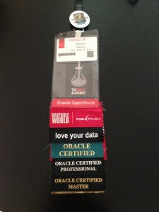OpenWorld Badge