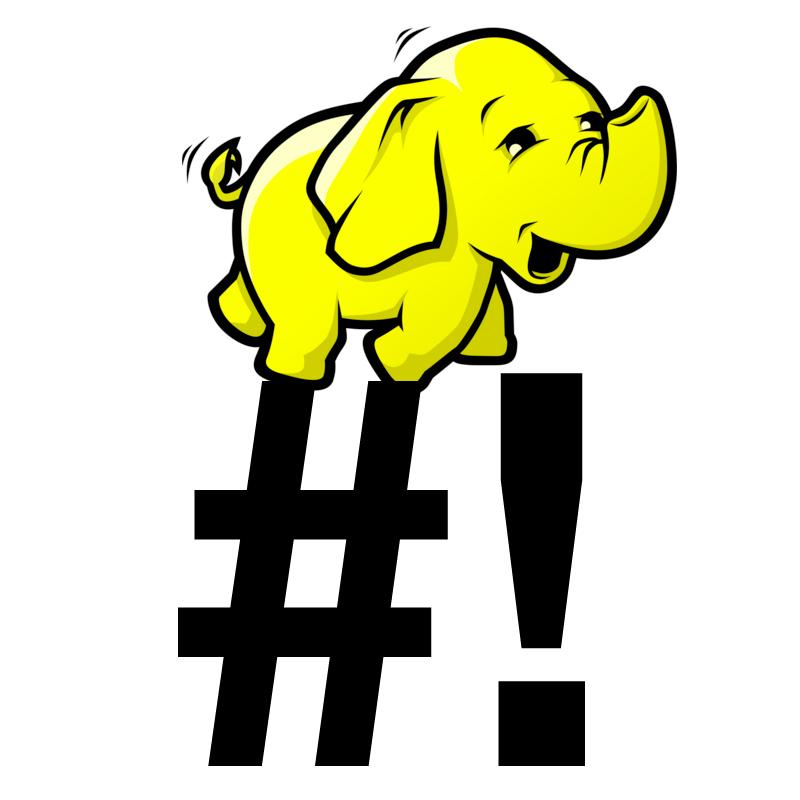 Hadoop Streaming Bash
