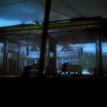 Zombie Gas Station